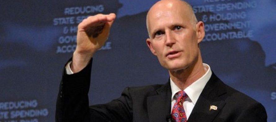 Scott renunciará al panel responsable de la certificación de los resultados electorales