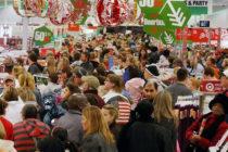 Esperan que 164 millones de personas visiten tiendas el Día de Acción de Gracias en EE.UU