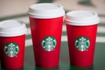 Starbucks presenta copas navideñas y nuevas golosinas navideñas este viernes