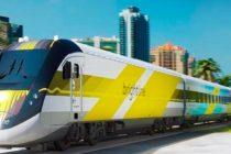 Policía de Florida investiga la muerte de una persona que fue arrollada por un tren de alta velocidad