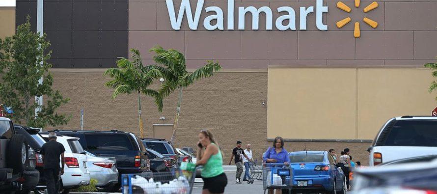 8 tiendas Walmart recibieron amenazas esta semana en Florida