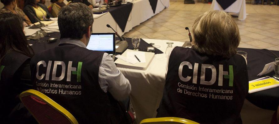 Pedro Corzo expuso casos de violación a los Derechos Humanos ante la CIDH