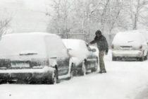 Mujer de Florida viajó a Carolina del Norte solo para ver la nieve