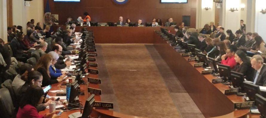 Una docena de países sostienen en la OEA que represión se mantiene en Nicaragua