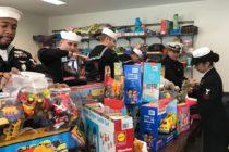Recogieron juguetes en Miami-Dade para la campaña «Toys for Tots»
