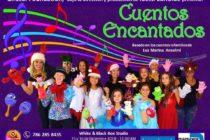 """Grupo de Teatro Girasol presenta en Miami """"Cuentos Encantados»"""