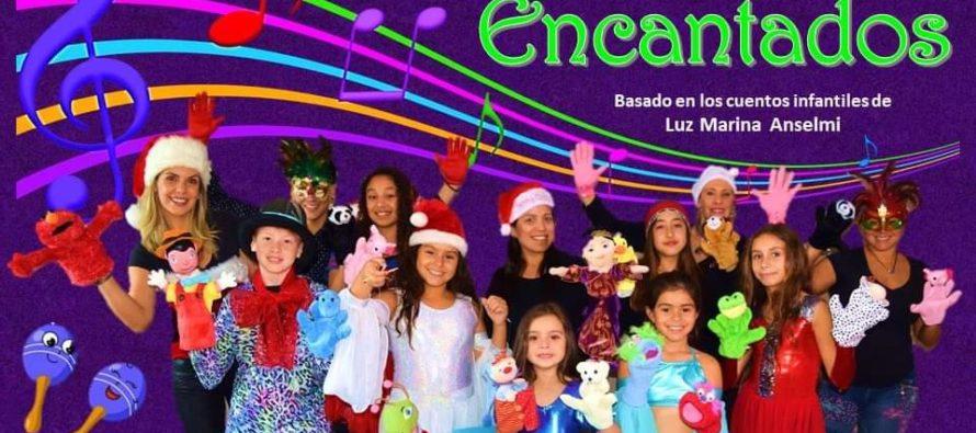 """Grupo de Teatro Girasol presenta en Miami """"Cuentos Encantados"""""""
