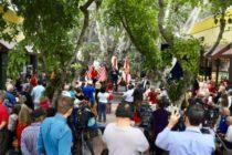 Gobernador electo de Florida, Ron DeSantis, visitó la Pequeña Habana