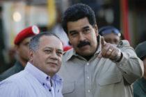 EEUU establece cuando comienza el fin de Diosdado Cabello y Tareck El Aissami