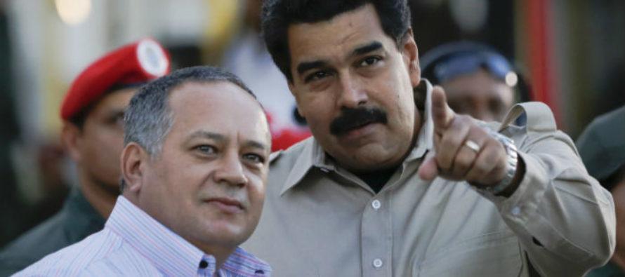 Aseguran que guerra entre Maduro y Cabello es «real, total y hasta el final»