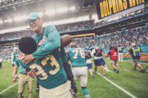 Touchdown 'milagroso' de Dolphins causa más de $ 1 millón en apuestas deportivas de Las Vegas