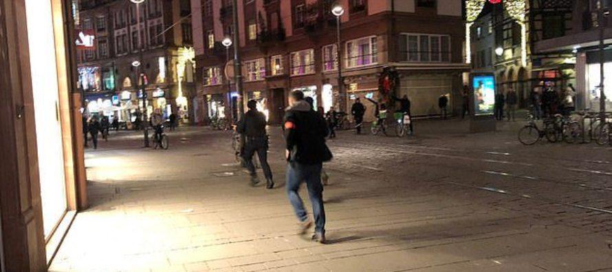 Reportan tiroteo en Estrasburgo que dejó al menos dos muertos (Videos)