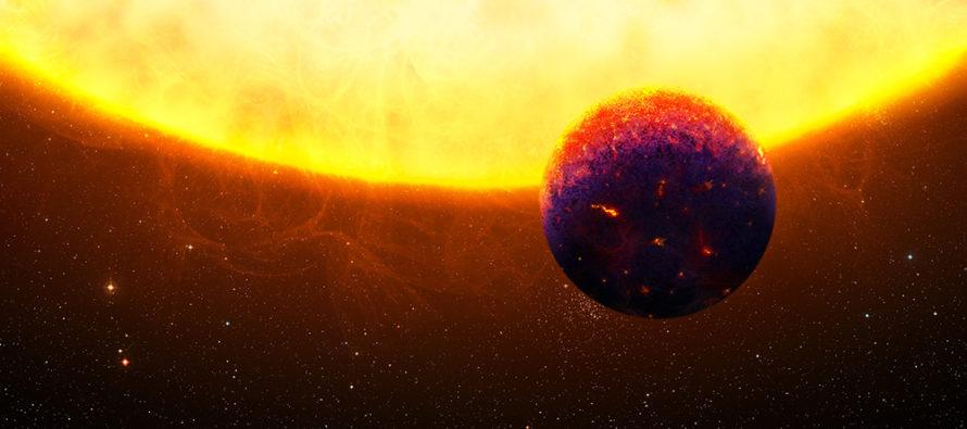 ¡En verdad insólito! Descubren un planeta cubierto de rubíes y zafiros