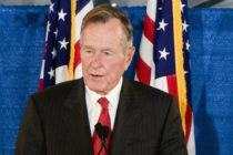 Momentos brillantes: así fue la vida de George H. W. Bush