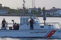 Barco con 33 haitianos fue interceptado por la Guardia Costera vía a Florida