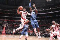 Heat conquistaron segunda victoria seguida de la mano de Wade