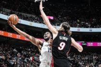 Jazz consiguió una cómoda victoria ante Heat
