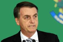 Jair Bolsonaro llamó a combatir objetivos del Foro de Sao Paulo