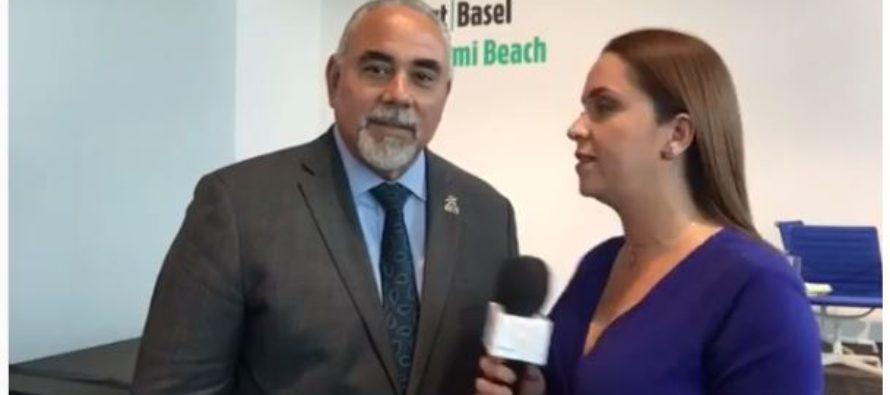 Administrador de Miami Beach explicó a MiamiDiario facilidades tráfico habilitadas para el Art Week 2018
