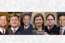 Lista de nominados a la Corte Suprema de Florida es dominada por jueces del sur de Florida