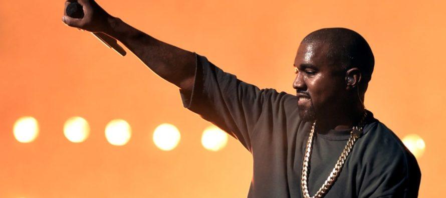 Kanye West dijo presente en el Art Basel en Miami