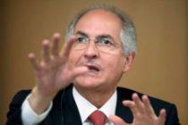 Ex alcalde venezolano Antonio Ledezma calificó como grotesco y vulgar el ataque del régimen de Maduro a la AN
