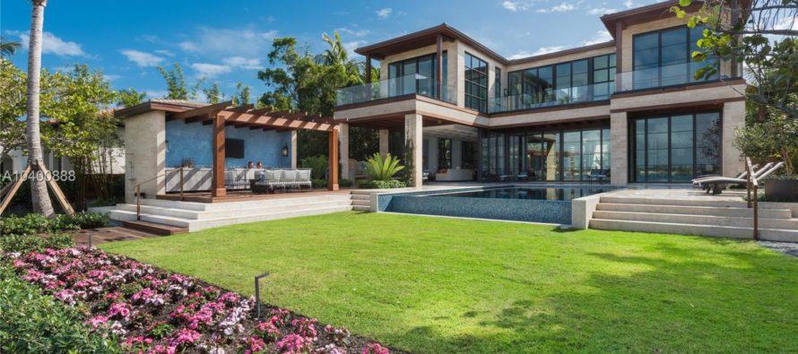 Esta mansión en Miami Beach puede ser tuya por $ 18.9 millones