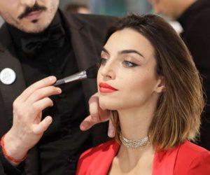 Lúcete en esta Navidad 2018 con el maquillaje de moda