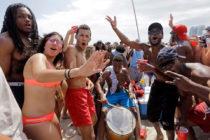 Inician campaña contra los vacacionistas ruidosos en Miami Beach