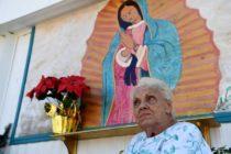 Amenazan con llevar a mujer de 85 años a la corte por pintar a la Virgen María en Florida