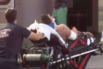 Dos heridos tras choque en motos acuáticas cerca de Monument Island