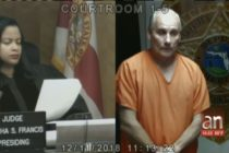 Hombre arrestado por acosar a una madre y a sus hijas en Florida