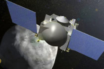 Nave espacial Osiris-Rex encuentra agua en el asteroide Bennu