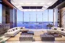 El Penthouse soñado de $ 42 millones que está a la venta en Miami