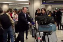 Aeropuertos refuerzan labores para normalizar funciones después de mal clima