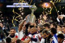 River Plate se proclamó campeón de la Libertadores en Madrid