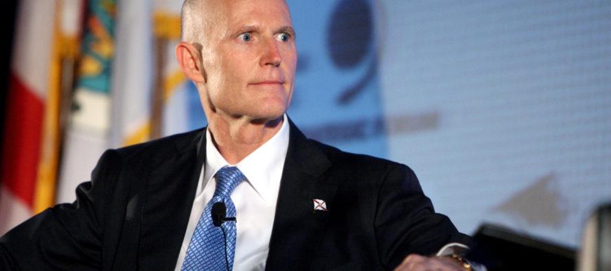 Rick Scott insta a miembros del Congreso a dejar de cobrar su salario durante el cierre del gobierno