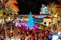 Navidad en Miami: luz, color y alegría