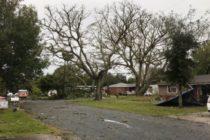 Tornado causó daños en costa del golfo de Florida