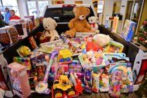 """Roban juguetes de la campaña """"Toys for Tots"""" en un concesionario de Ocala"""