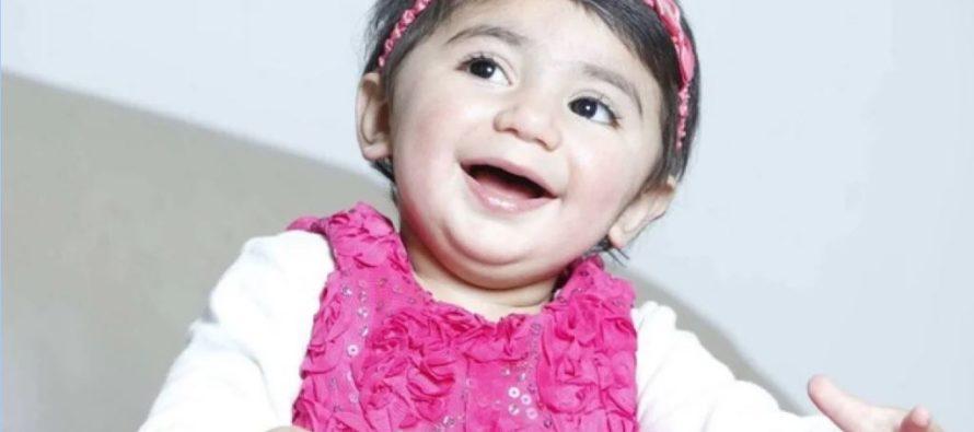 Buscan sangre extremadamente rara para salvar a una niña del sur de Florida