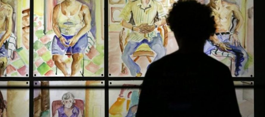 JC Cepeda representa a Colombia en Spectrum Miami durante la semana de Art Basel