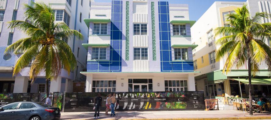Nuevo hotel de South Beach recupera glamour de los años 40´s