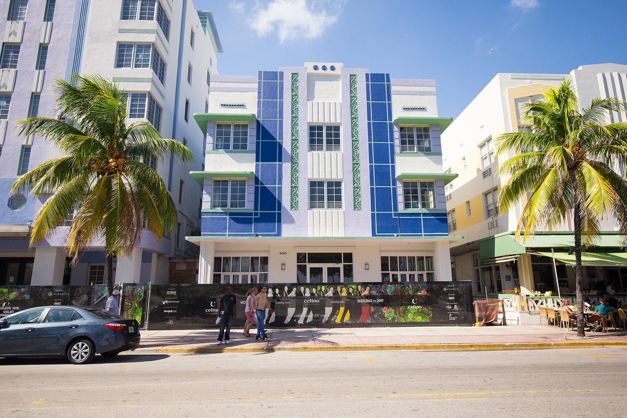Park Central Hotetl. Fuente: Miami Diario.