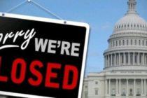 Cierre temporal del gobierno de EEUU afectará a millones de trabajadores y turistas