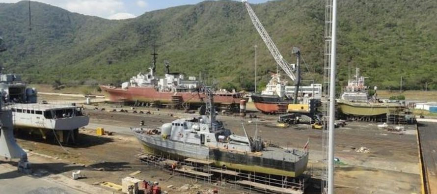 Chavismo convirtió en chatarra industria naval venezolana