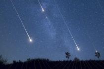 De jueves para viernes habrá espectáculo nocturno de lluvia de estrellas gemínidas