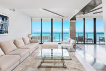 Departamento de Zaha Hadid se alquila en $ 37 mil al mes en Miami Beach
