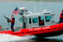 Por cierre parcial del Gobierno miembros de la Guardia Costera no reciben pago por sus labores
