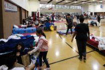 Cerraron refugio de huracanes ubicado en un condado costero de Florida
